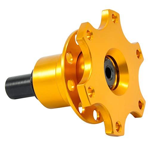 Lenkrad Schnellverschluss 6 x 70mm | Gold