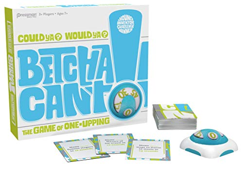 Betcha Can't! board game