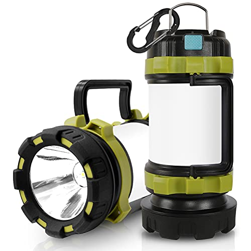 Wsky Rechargeable electric Camping Lantern