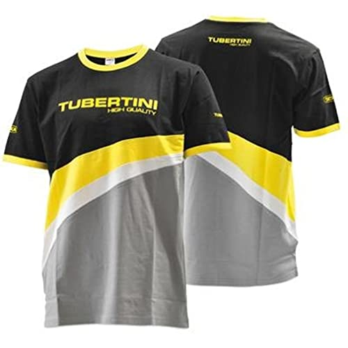 Tubertini T-Shirt Neo Art. 72111xx (Nero, Large)