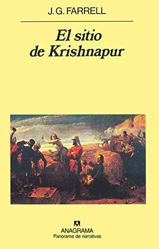 El sitio de Krishnapur (Panorama de narrativas)