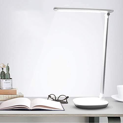 LJ Lámpara de Mesa/Lámpara de Mesilla Led Protección para Los Ojos Lámpara de Escritorio de Lectura Enchufe Escuela Primaria Estudiantes Estudio Tifón Visión