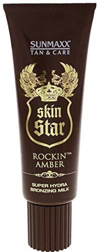 Sunmaxx Skin Star Rockin Amber Lait bronzant 200 ml