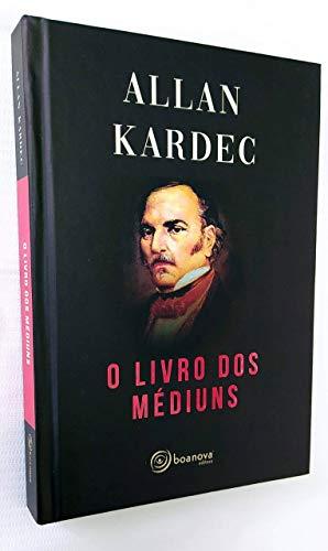 Livro dos Médiuns (O) 14 x 21 - Capa Dura