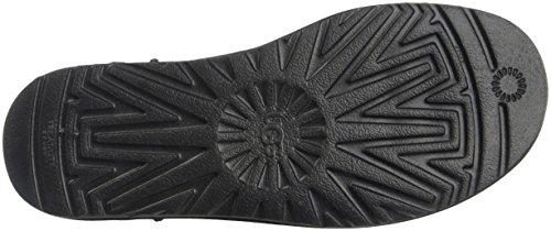 UGG® アグ アグ クラシックブーツ Mini Bailey Button II レディース BLACK 23 cm