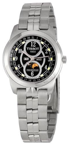 Tissot Men's T0124231105200 PR 50 Moon-Phase Watch