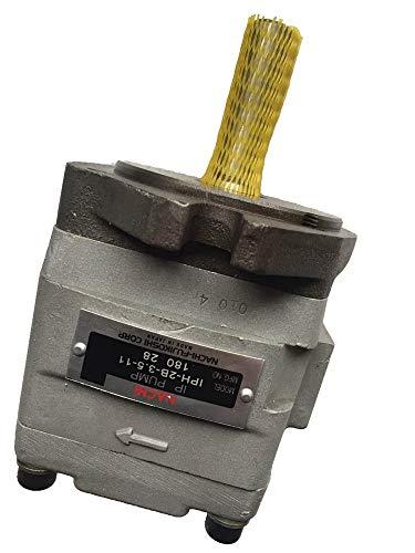 NACHI Pompa idraulica Serie IPH Pompa ad ingranaggi IPH-3A(B)-10-20 IPH-3A(B)-13-20 IPH-3A(B)-16-20 Alta pressione: 30Mpa, 10.2~15.8 cm³/rev (IPH-3B-16-20)