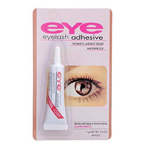 Delighted Black Eyelash Glue Adhesive For False Eye Lash Double Eyelid