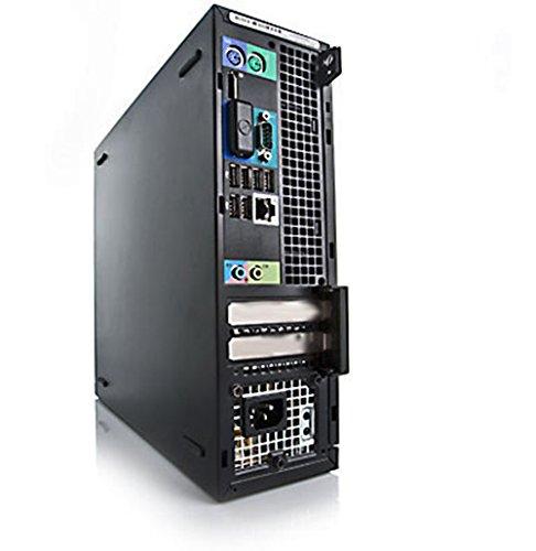 Complete set of 21.5in Monitor and Dell OptiPlex Quad Core i5-2400 8GB 1000GB WiFi Windows 10 64-Bit Desktop PC Computer…