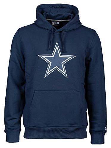 New Era - NFL Dallas Cowboys Team Logo Hoodie - Blau Größe M