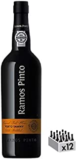 Porto Tawny N.V. Rotwein - Ramos Pinto süßer - DOC - Portugal Portugal - Rebsorte Tinta Roriz, Touriga Nacional - 12x75cl