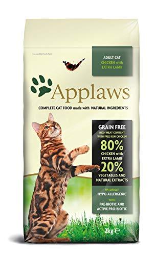 Applaws Katze Trockenfutter mit Hühnchen, 1er Pack (1 x 400 g)