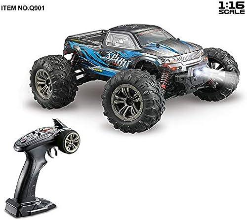 Faironly 1 16 Brushless Allrad High-Speed-RC-Car-Spielzeug Blau 1 16