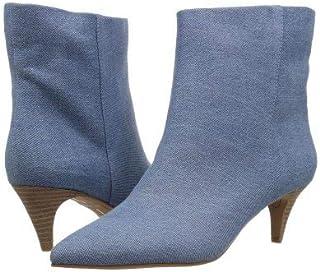 Dolce Vita(ドルチェヴィータ) レディース 女性用 シューズ 靴 ブーツ アンクルブーツ ショート Deedee - Blue Denim [並行輸入品]