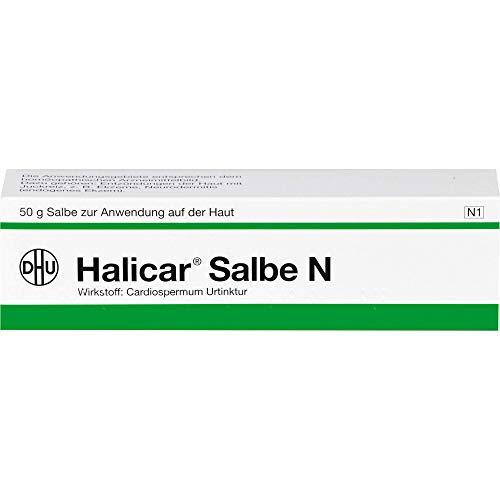 Halicar Salbe N, 50 g Salbe