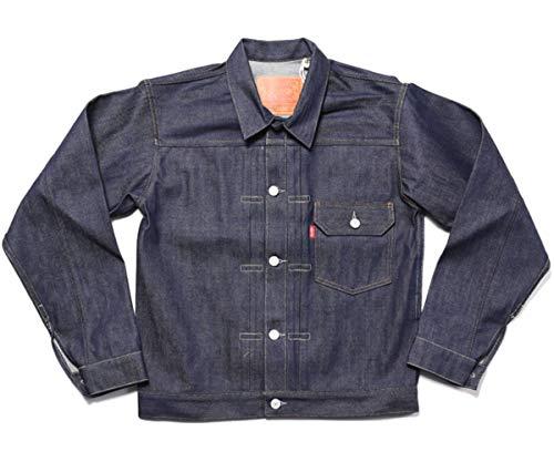 (リーバイス) LEVI'S VINTAGE CLOTHING (LVC) リーバイス ヴィンテージ クロージング TYPE I JACKET 1936モデル 506XX 1stタイプ デニムジャケット リジッド(未洗い) 70506-0024 (40(M) JapanSize L, 0024(リジット))