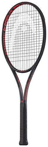 Head Graphene Touch Prestige Mid - Raqueta de Tenis (Mango de 4 5/8 Pulgadas, 16 x 19 Pulgadas, con Cuerda Plateada)