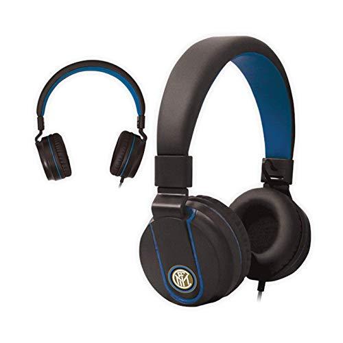Inter CuffiaTechmade Tm-Ip952, Nero/Azzurro