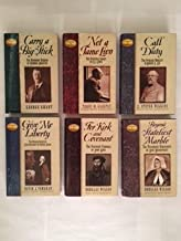 Leaders in Action (6 Book Set) Carry A Big Stick: Theodore Roosevelt -- Not A Tame Lion: C.S. Lewis -- Call of Duty: Robert E. Lee -- Give Me Liberty: Patrick Henry -- For Kirk and Covenant: John Knox -- Beyond Stateliest Marble: Anne Bradstreet