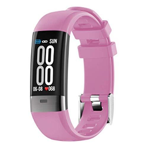 LSQLDQ Sport Armband Touch Screen Fitness Horloge Smart Horloge Fitness Tracker Dubbele Hartslag Monitoring Oefening Modus Bloeddruk