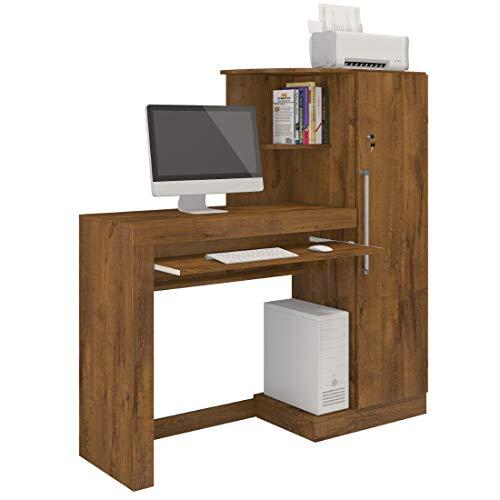 Mesa Escrivaninha Para Computador Aroeira Nobre JCM Movelaria