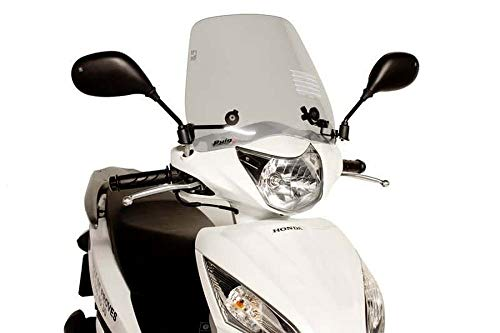 Puig 5894W Windschutzscheibe Traffic Honda Vision 110 11-13 transparent