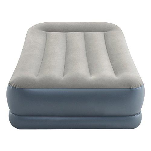 Intex 64116 - Colchón hinchable Dura-Beam Standard Pillow Rest Midrise 99 x 191 x 30 cm