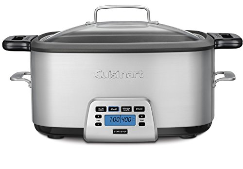 Image of Cuisinart MSC-800 Cook Central 4-in-1 Multi-Cooker, 7 quart: Bestviewsreviews