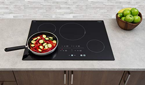 Ancona AN-2401 Elite 30' Induction Cooktop, Black