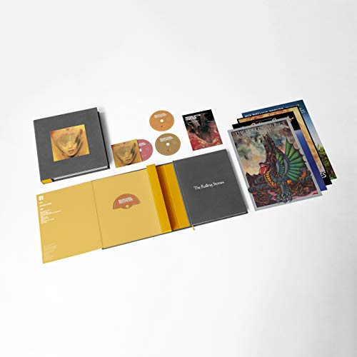 Goats Head Soup (Box Set 3 Cd+Blu Ray Audio + Libro Limited Edt.)