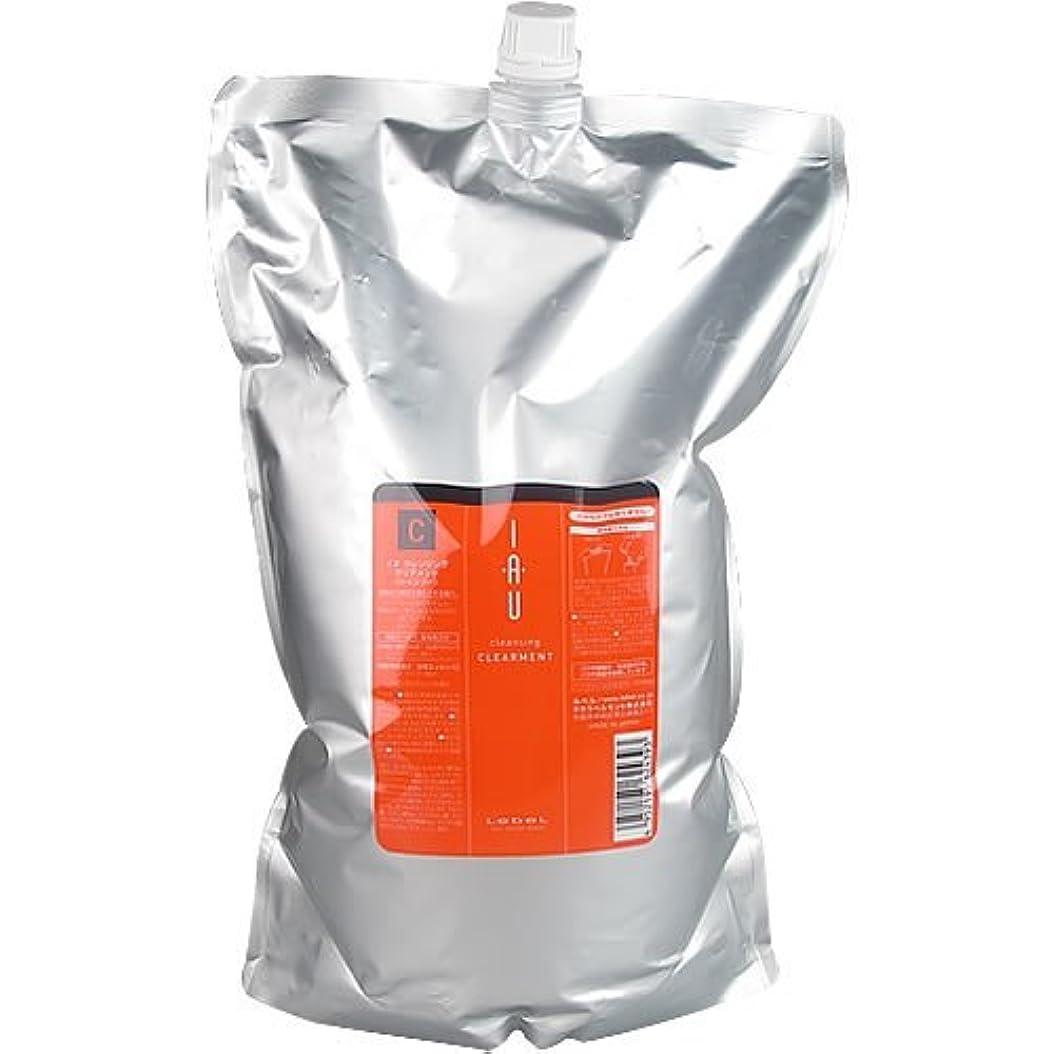 カートリッジ焦げドラフトルベル(Lebel) イオ クレンジング クリアメント 詰め替え用 2500ml[並行輸入品]