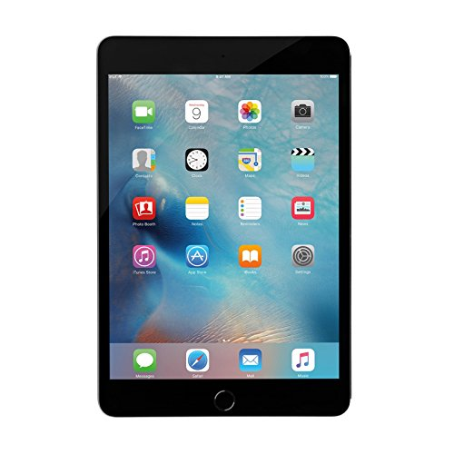 Apple iPad Mini 4 64gb Space Gray (Renewed)