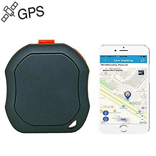 TKSTAR Tragbare Mini GPS Tracker, Haustiere Hund Katze Fahrzeuge Kinder Senioren mini GPS Outdoor Abbildung 2
