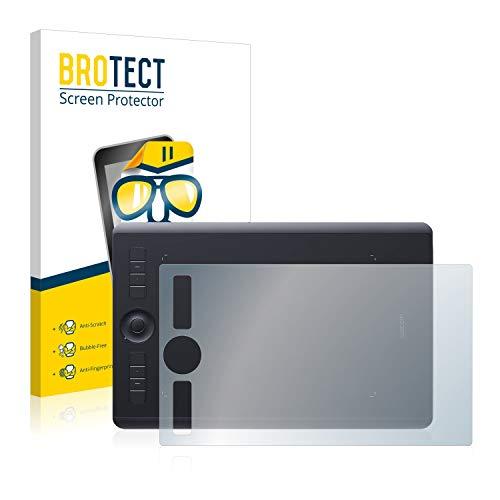 BROTECT Protector Pantalla Compatible con Wacom Intuos Pro M (2017) Protector Transparente Anti-Huellas