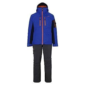 phenix(フェニックス) メンズ スキー ウェア Snow Marble 上下セット ブルー サイズ:M