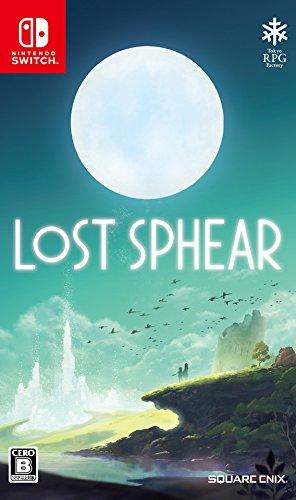 SQUAREENIX(スクウェア・エニックス)『LOSTSPHEAR』