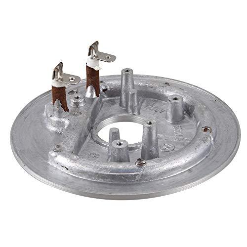 Nrpfell Placa Calefactora para Olla Arrocera Piezas para Olla Arrocera Inferior para Elementos Calefactores de Placa Calefactora Midea 800W