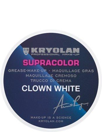 Kryolan 1081 Supracolor 30g (CLOWN WHITE)