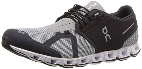 On Running Baskets Cloud Noir Ardoise Homme 41 Noir