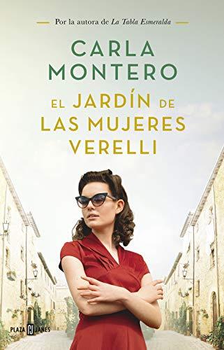 El jardín de las mujeres Verelli eBook: Montero, Carla: Amazon.es ...