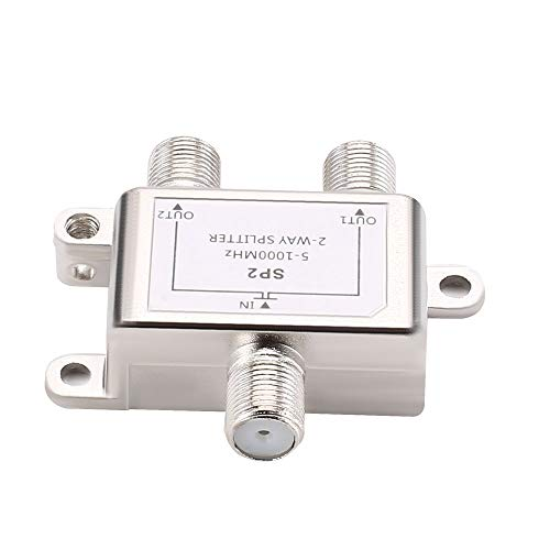 SP22 Way Cable Splitter Satellite Multiswich CATV Signal Mixer Digital Satellite Combiners Diplexers VHF UHF