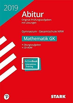 Abiturprüfung NRW atheatik GK by