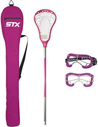 STX Lacrosse Exult 200 Youth Pack with Crux Mesh Pocket