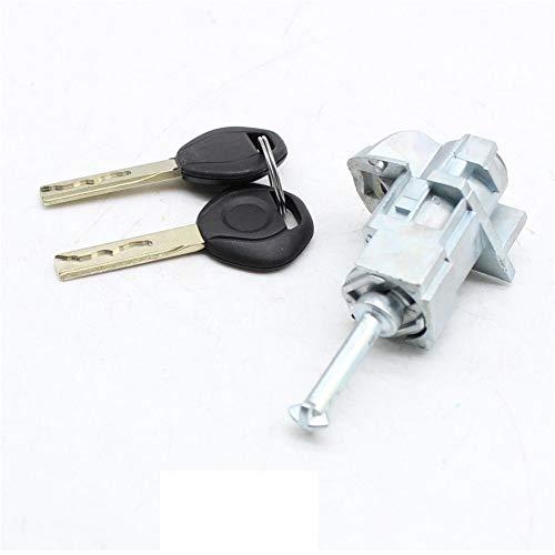 YIYIBY Türschloss Schließzylinder Reparatursatz Für BMW 3er E46 Schließzylinder +Sperrwelle +Türschloss mit Schlüssel Set