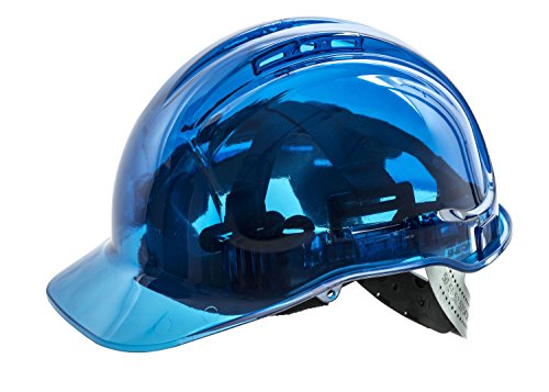 Portwest PV50 Casque de chantier, sdt, bleu