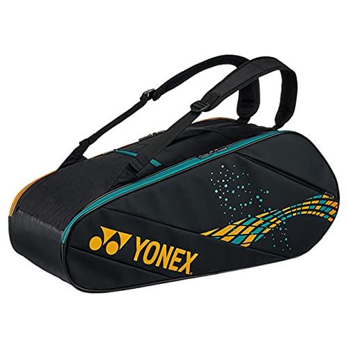 ヨネックス YONEX テニスバッグ・ケース ラケットバッグ6 BAG2012R-193 3月中旬発売予定※予約 キャメルゴールド(193)