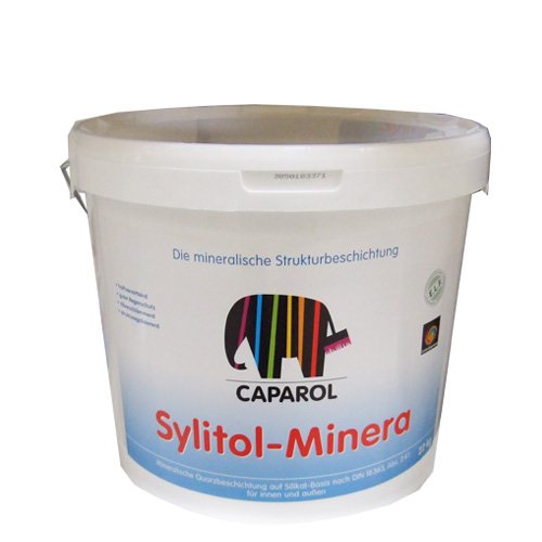Caparol Sylitol-Minera 22 kg, weiß