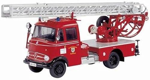 Schuco 450280700 - Mercedes Benz L319, Feuerwehr Murnau,  Sammlermodell, 1 43
