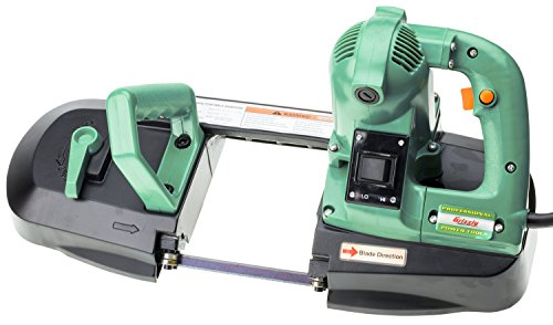 Grizzly Industrial G8692 - Portable Bandsaw with Stand