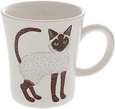 Kotobuki 113-685 Stoneware Coffee Mug, One Size, White